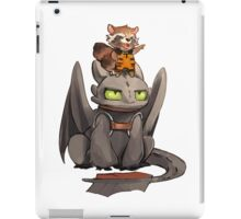 How to train your dragon ! iPad Case/Skin