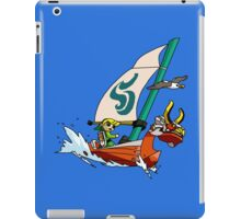 """Cell shaded """"The Wind Waker"""" iPad Case/Skin"""