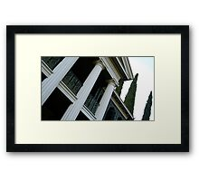 Haunted 02 Framed Print