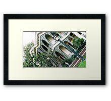 Haunted 05 Framed Print