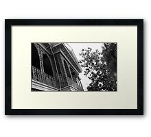 Haunted 10 Framed Print