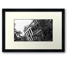 Haunted 11 Framed Print