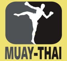 Muay Thai - Thai Boxing One Piece - Short Sleeve