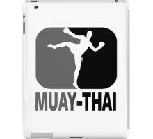 Muay Thai - Thai Boxing iPad Case/Skin