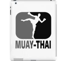 Muay Thai - Thai Boxing iPad Case/Skin