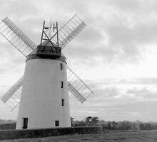 Ballycopeland Windmill by oulgundog