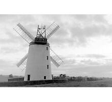 Ballycopeland Windmill Photographic Print