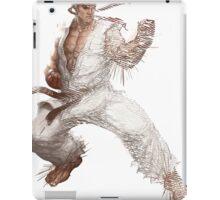 wondering warrior iPad Case/Skin