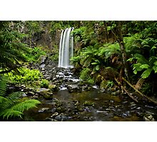 A World Away - Hopetoun Falls Photographic Print