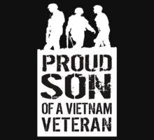Proud Son of a Vietnam Veteran by Albany Retro