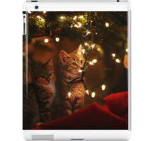 Christmas Kitties iPad Case/Skin
