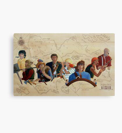 Pirates!   Canvas Print