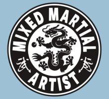 Mixed Martial Artist One Piece - Short Sleeve