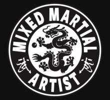 Mixed Martial Artist Kids Tee