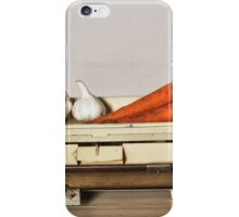 The old Kitchen weight iPhone Case/Skin