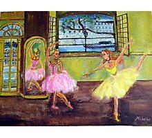 Paris Dancers Photographic Print