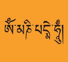 Om Mani Padme Hum by buddhabubba