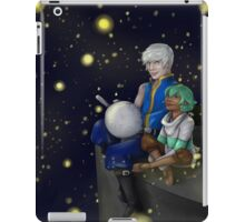 Travel Happy iPad Case/Skin