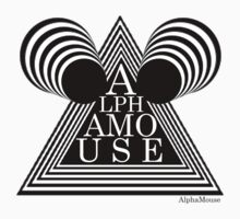 Alpha Mouse by LeedenMoon