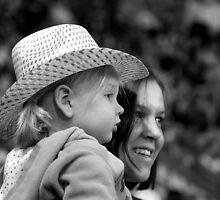 Little Cowgirl by Mark Van Scyoc