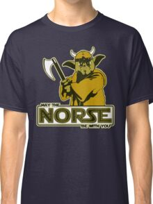 May The Norse Be With You Classic T-Shirt
