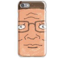 crayola hank iPhone Case/Skin