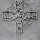 Rose Cross by Bernadette Watts