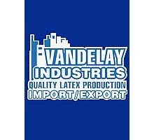 Vandelay Industries Photographic Print