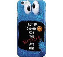 Cookie Monster Sesame Street Phone Case iPhone Case/Skin
