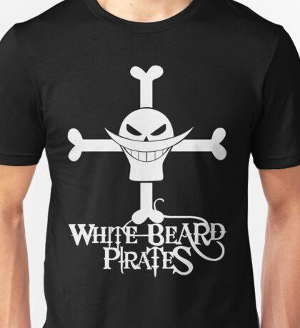 White Beard Pirates Unisex T-Shirt