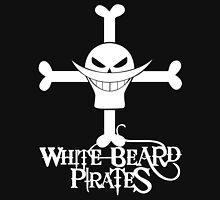 White Beard Pirates Unisex T-Shirt