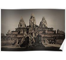 Pre Rup Temple, Angkor Poster