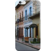 Cotacachi Street iPhone Case/Skin