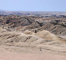 an unbelievable Namibia landscape by beautifulscenes