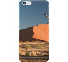 an awe-inspiring Namibia landscape iPhone Case/Skin