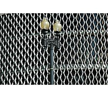 Street light Photographic Print