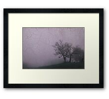 The Weight Of It All Framed Print