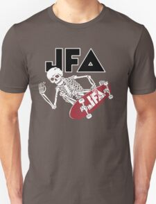 JFA Skleton Skate Unisex T-Shirt