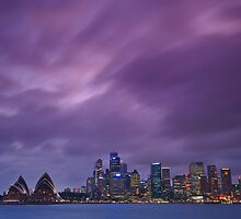 Sydney CBD General View by Anton Gorlin