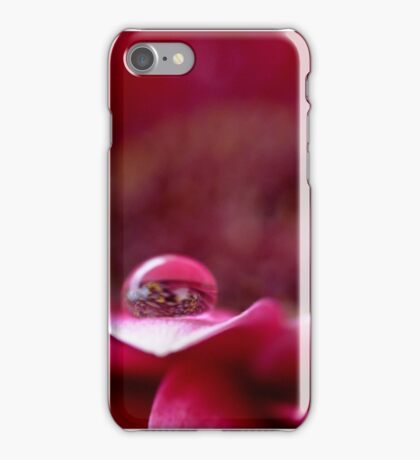 Waterdrop I iPhone Case/Skin