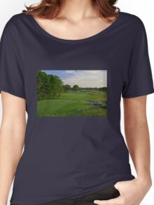 Andy's Little Slice of Heaven on Earth Women's Relaxed Fit T-Shirt