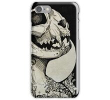 The Tattooed Girl iPhone Case/Skin