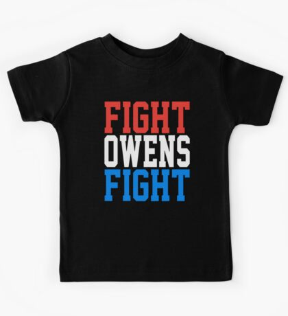 FIGHT OWENS FIGHT Kids Tee