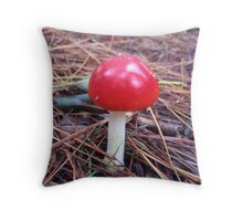Fungi 2 Throw Pillow