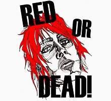 RED or DEAD Womens Fitted T-Shirt