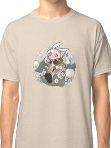 white rabbit Classic T-Shirt