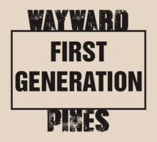 Wayward Pines - First Generation by HiddenCorner