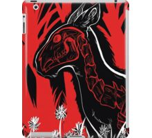 Demon Sleeps Ipad case iPad Case/Skin