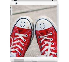 Happy Shoes iPad Case/Skin
