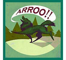 Arrrooo wolf  Photographic Print